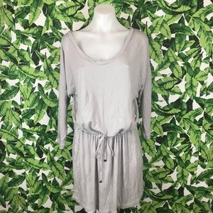 5 for $25 Victoria's Secret Gray Thermal Dress